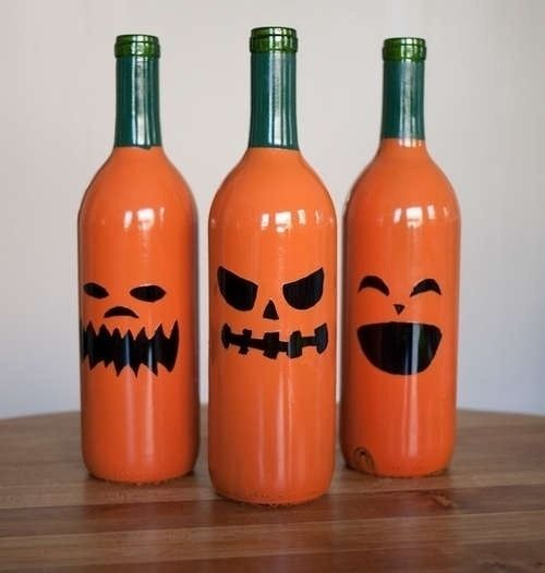 halloween-craft-winebottles