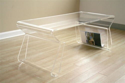 see through furniture. 10 Amazing Pieces Of See-Through Furniture See Through Apartment Geeks