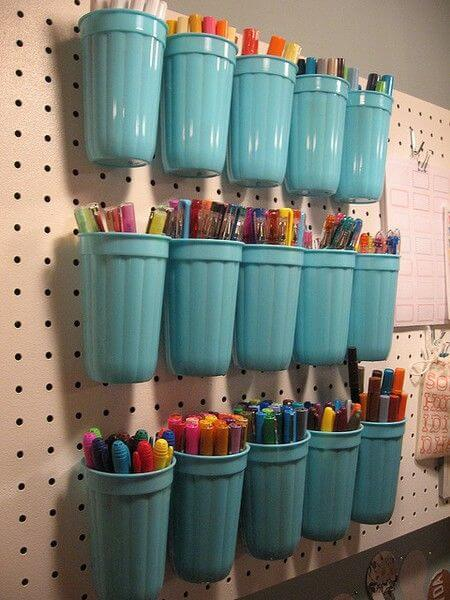Clever Storage Idea for Pens