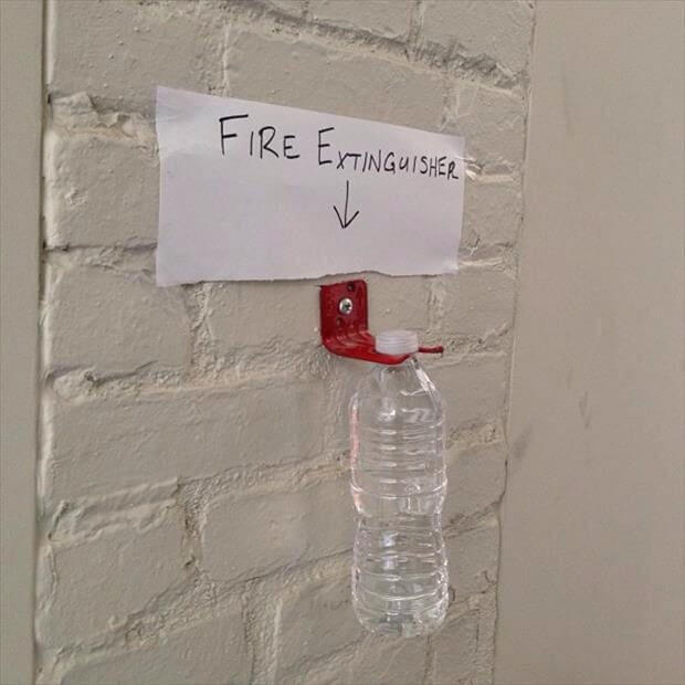 College Fire Extinguisher mod