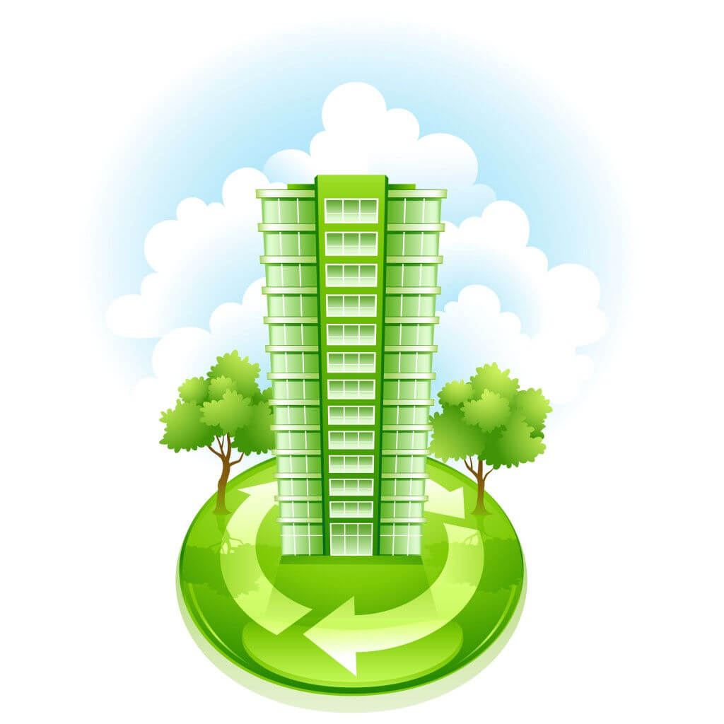 Eco friendly apartment geeks for Eco green builders