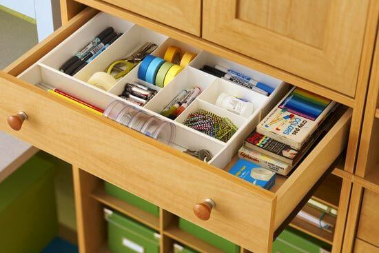 Junk Drawer Storage