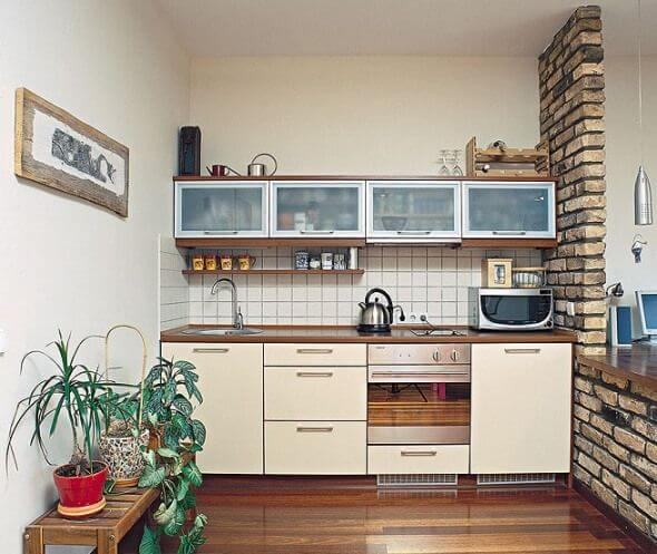 Beautiful Efficient Small Kitchens: 17 Amazing Ideas For Small Kitchens