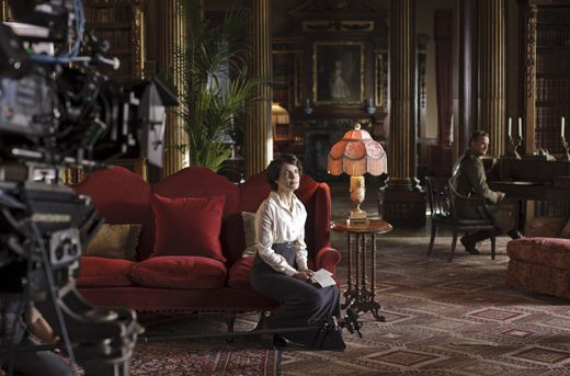 Can You Imagine Having Clothing And Furniture Inspired In Downton Abbey?  They Are Arriving This Year
