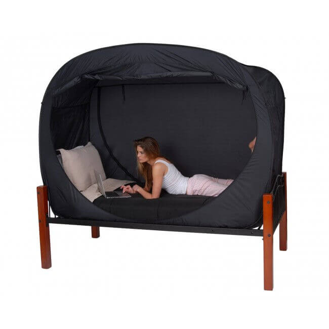 privacy pop College Bed mod