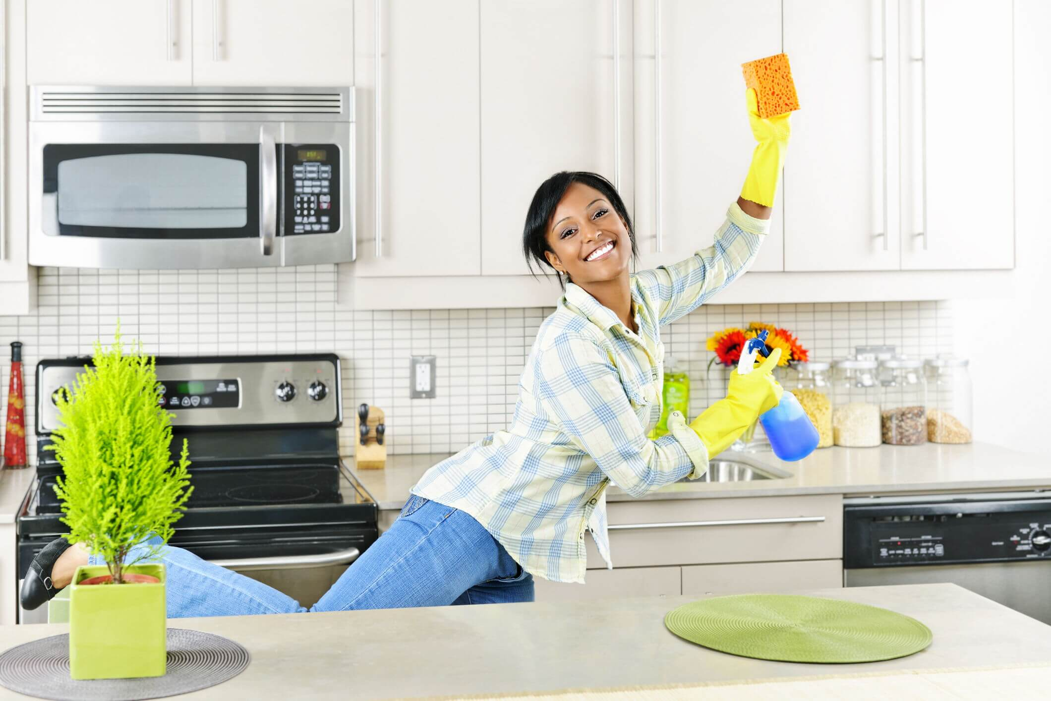 Kitchen Canopy & Filter Cleaning Services
