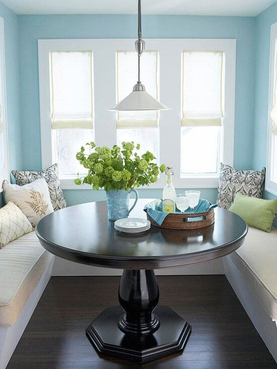 Choose your favorite banquette style from these 8 options ...