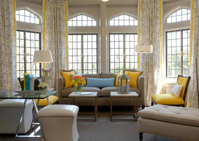 Greige Living Room the sophisticated color greige: 15 possible combinations