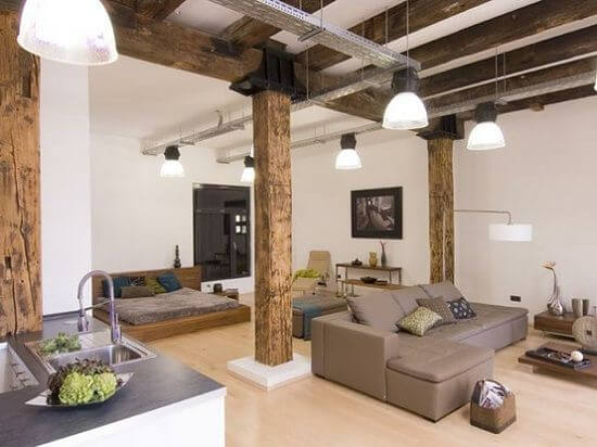 Two rules to organize your loft apartment – Apartment Geeks
