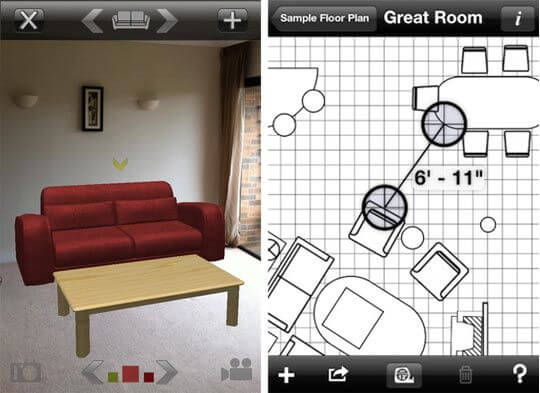 The Home Design App ...