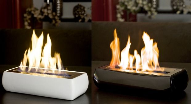 7 Portable fireplaces: start choosing your favorite design for the ...