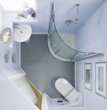 Compact Design Small Bathroom mod