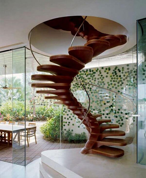 Cool Spiral Staircase mod