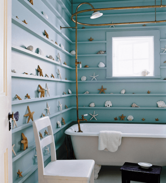 Decorate your beach house with the latest trends apartment geeks for Home decor interiors bathroom