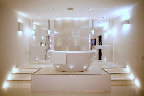 amazing bathroom lighting ideas apartment geeks amazing amazing bathroom lighting