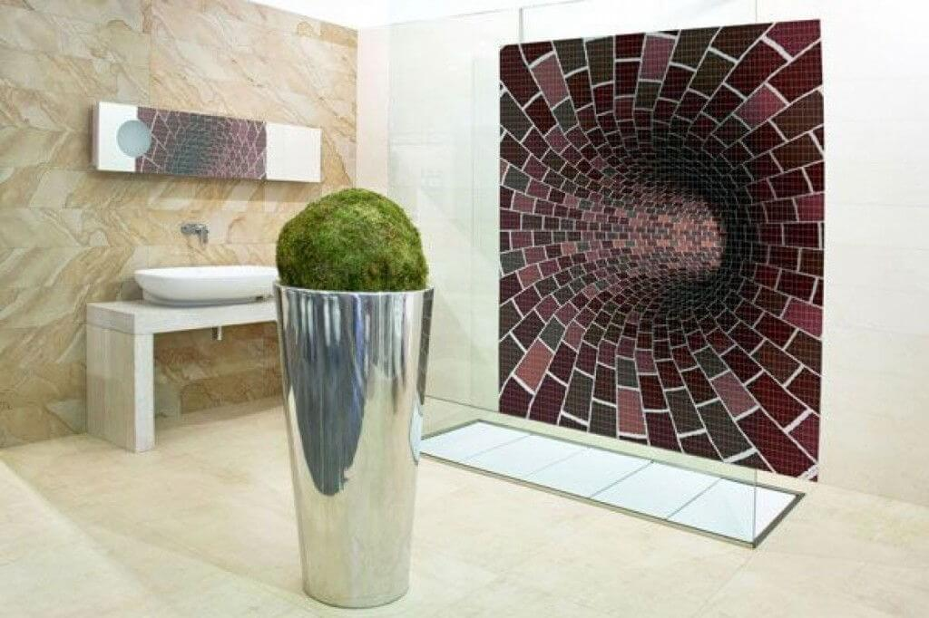 Amazing Bathroom Tile Designs Apartment Geeks - Cool bathroom tile ideas