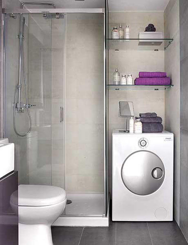 24 inspiring small bathroom designs – apartment geeks