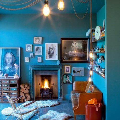 turquoise dreams  7 different rooms with pops of color  u2013 apartment geeks