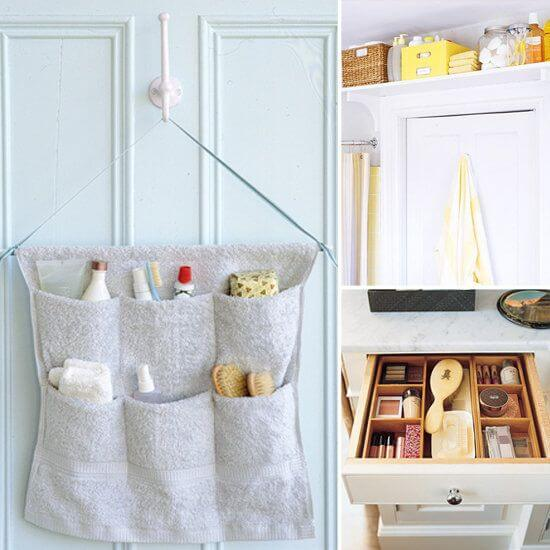 17 Useful Ideas For Small Bathrooms