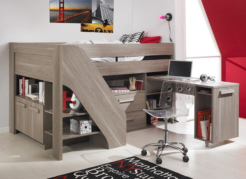 childs-cabin-bed & Save space in your child\\\u0027s room with cabin beds and midsleepers ...