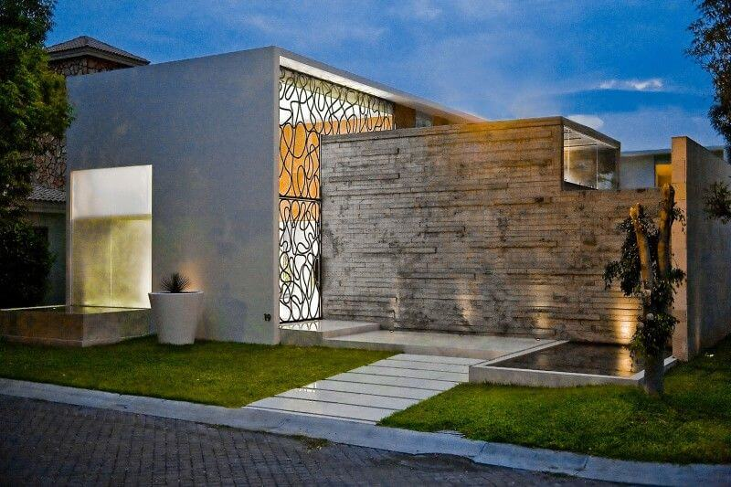 Design house ita apartment geeks Home architecture in mexico