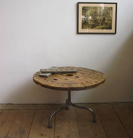 industrial-furniture-coffee-table-from-cabledrum ...