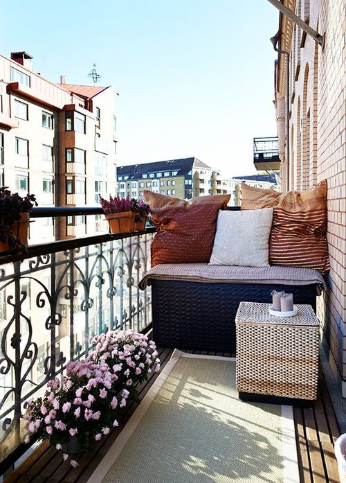 Small Balcony Design