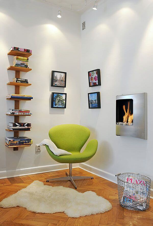 how to make an apartment cozy wallstickers