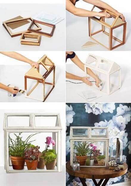 14 Create A Little Gl Terrarium To House Small Plants