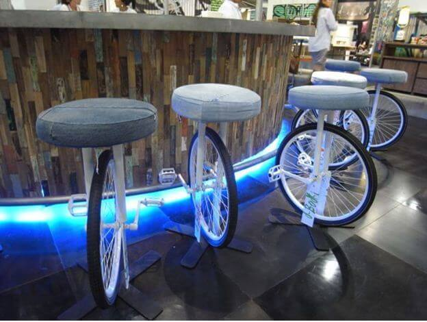 unicycle stools mod