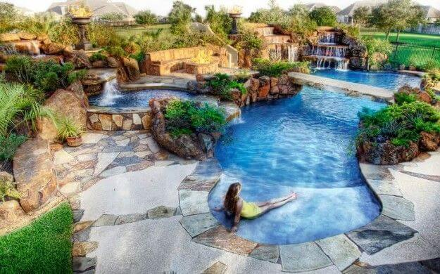 Pictures Of Beautiful Backyard Pools : 11 Most Beautiful Swimming Pools You Have Ever Seen ? Apartment