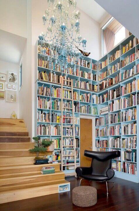 Magical Bookshelves