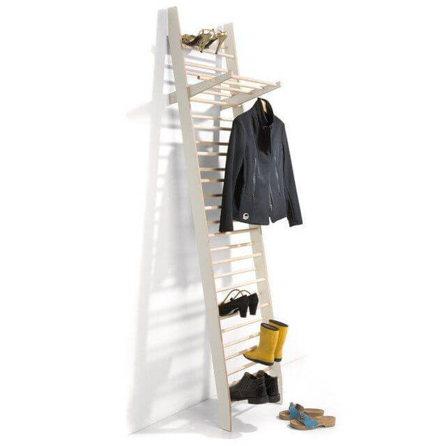 Zeugwart Shoe And Coat Rack
