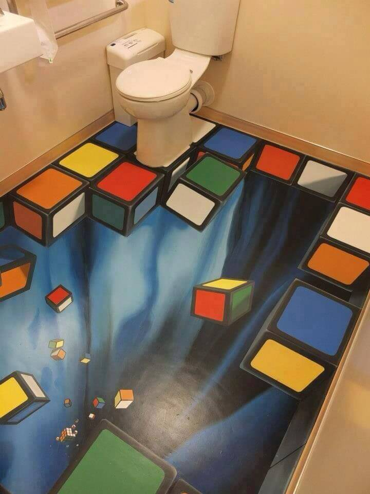 10 Strange Looking yet Awesome Home Flooring – Apartment Geeks