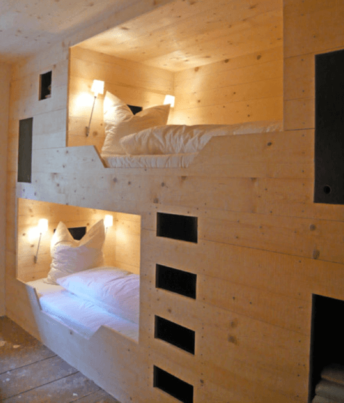 Built-in Bunk Bed