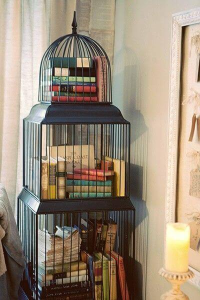 Decorating With Books