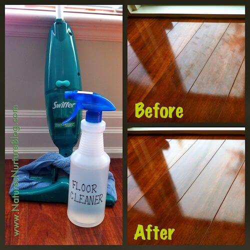 Make Your Own Floor Cleaner