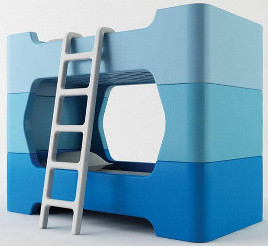 Marc Newson's Bunky Bed For Magis