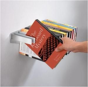 Unique Book Holder