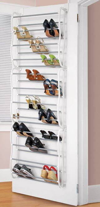 Door Shoe Organizer