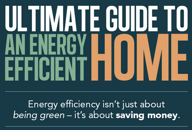 DIY energy efficient home