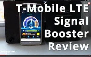 T-Mobile LTE Signal Booster