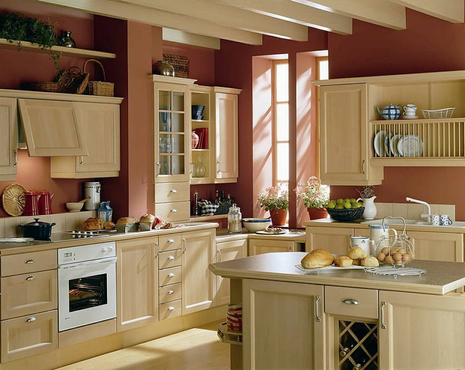 Cabinets In A Small Kitchen 1