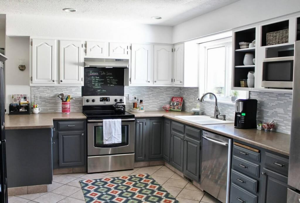 Small Kitchen Remodel Cost Flooring Options For Kitchen