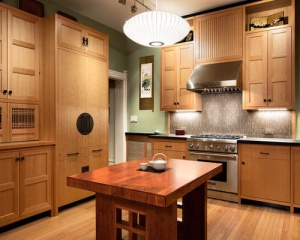 Small Modern Kitchen & COST OF NEW KITCHEN CABINETS FOR YOUR APARTMENT u2013 Apartment Geeks