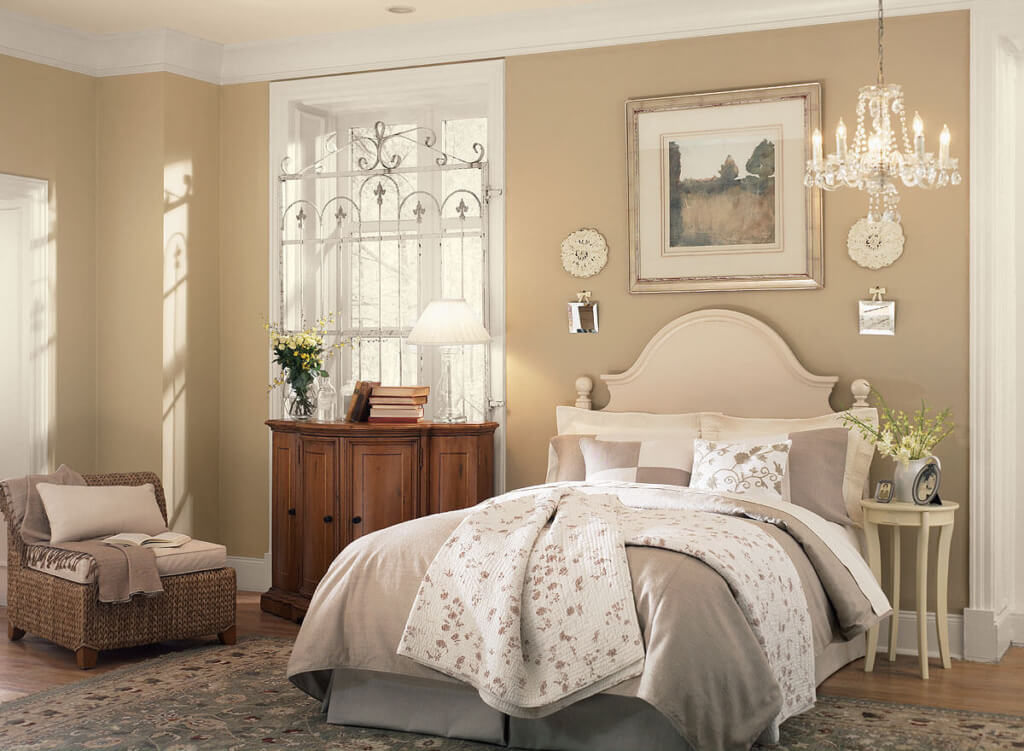 Neutral Bedroom Color Ideas
