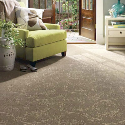 Carpet Installation Prices In A Modern Living Room