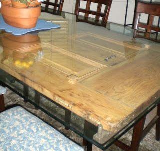 1 Door Table